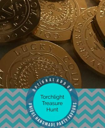 Torchlight Treasure Hunt