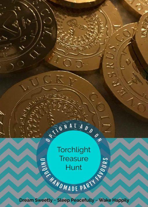 Torchlight Treasure Hunt