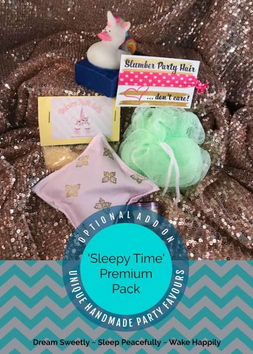 Sleepy Time Premium Pack