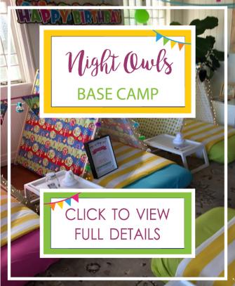 Night Owls - Base Camp