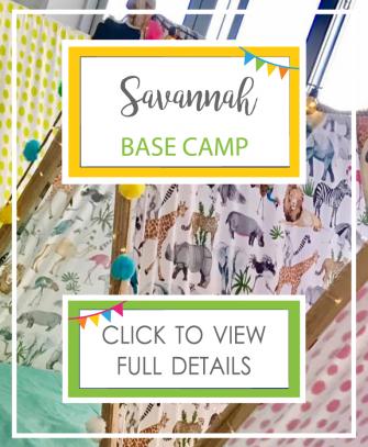 Savannah - Base Camp