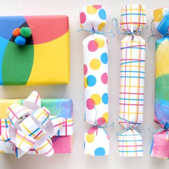 How to wrap presents like a pro, decoration ideas and ribbon