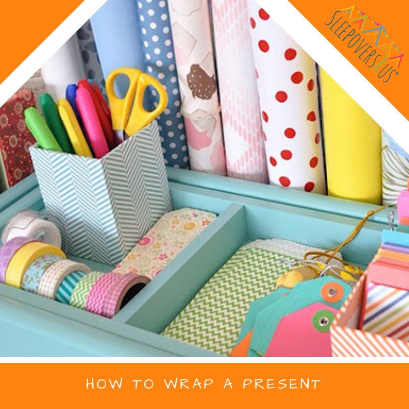 How to wrap presents like a pro