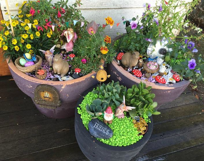 Fairy Garden, Best Screen-Free School Holiday Ideas For Kids At Home