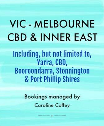 Melbourne Inner East & CBD