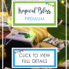 Tropical Bliss - Premium Theme