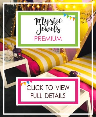 Mystic Jewels - Premium Theme
