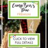 Camp Bears Paw - Premium Theme