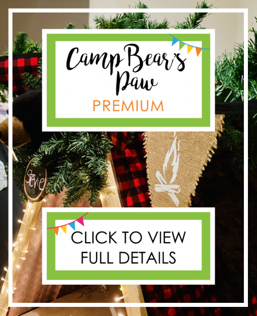 Camp Bears Paw - Premium Theme