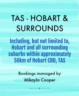 Hobart and Surrounding Suburbs