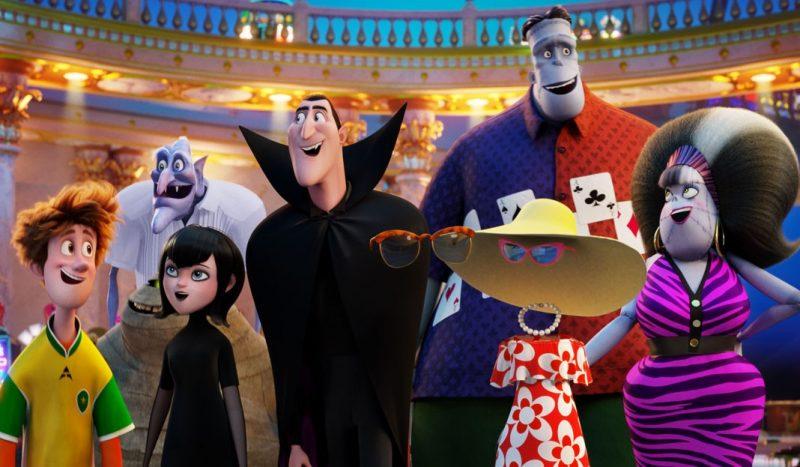 Hotel Transylvania 4 Movie 2021 Childrens Kids Movie