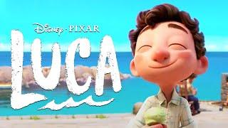 Luca Kids Movie 2021
