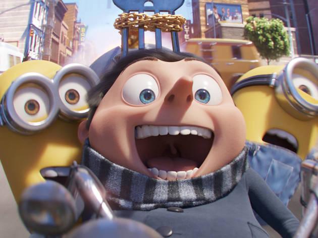 Minions The Rise of Gru Kids Movie 2021
