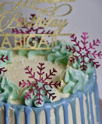 Sleepover Party Birthday Cake